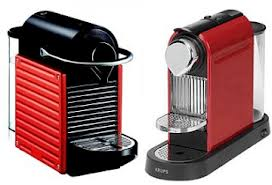 Nespresso Pixie vs Citiz