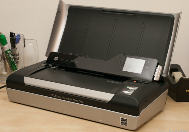 HP Officejet 150 Mobile Review 1
