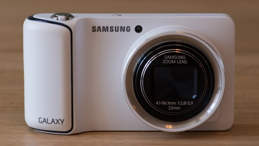 Samsung Galaxy Camera GC100 Review