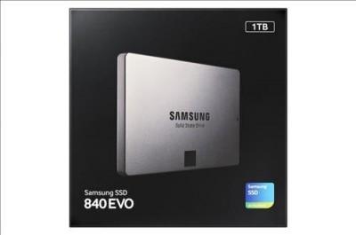 Samsung SSD 840 EVO Review
