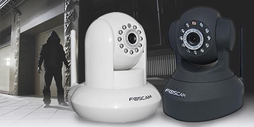 Foscam FI8910W vs FI8918W