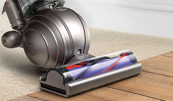 how to clean dyson dc40 head