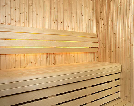Sauna Vs Steam Room