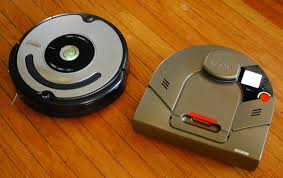 iRobot Roomba vs Neato