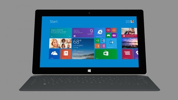 Microsoft Surface RT vs Surface 2