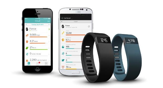 Fitbit Flex vs Fitbit Force