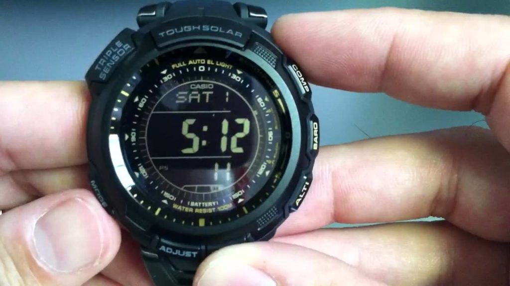 Casio Protrek vs Pathfinder