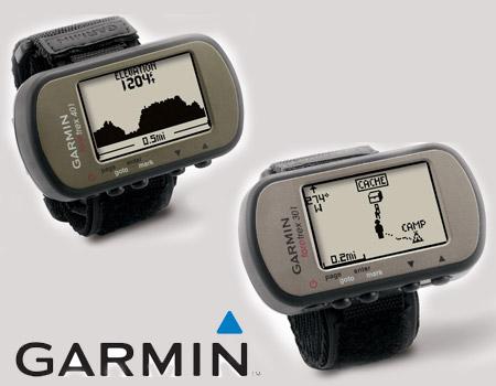 Garmin Foretrex 301 VS 401