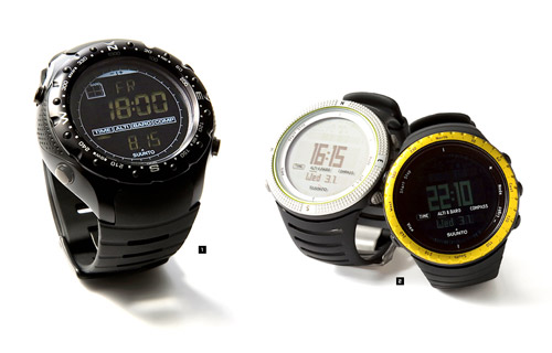 Suunto Core vs X Lander