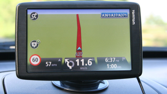 Tomtom Start vs Via