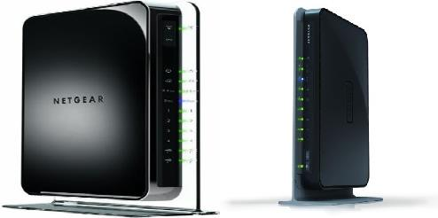 Netgear N600 Vs N900