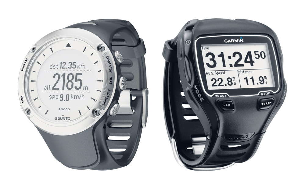 Suunto Ambit Vs Garmin 910XT