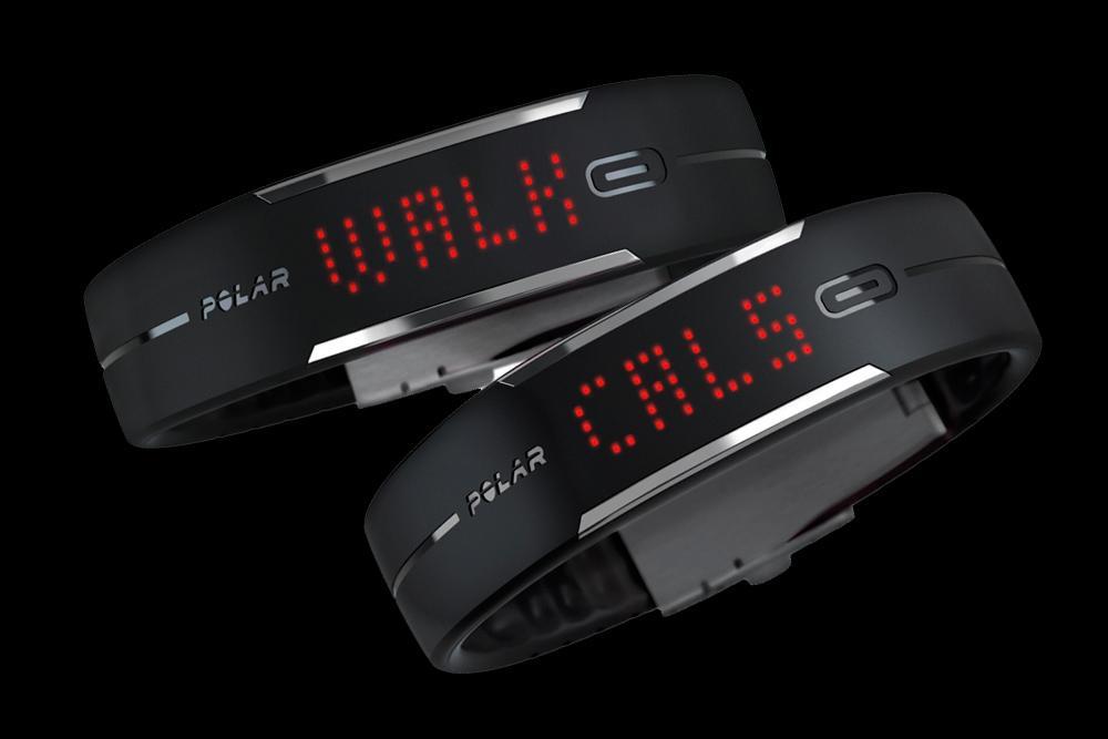 Polar Loop vs Nike Fuel Band