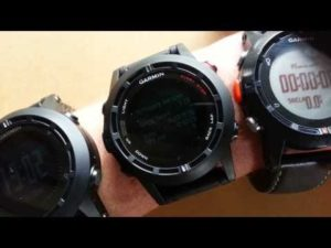 Garmin Fenix 2 Vs Garmin Tactix