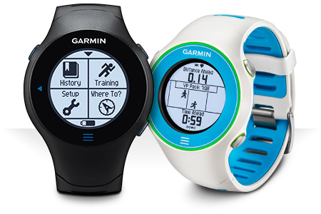 Garmin Forerunner 610 Vs 620