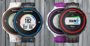 Garmin Forerunner 620 Vs 220