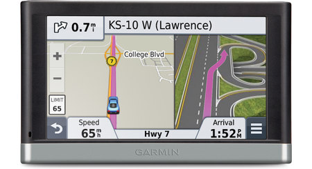 Garmin Nuvi 2595LMT Vs 2597LMT
