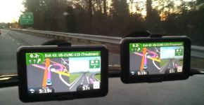 Garmin Nuvi 52LM Vs 50LM