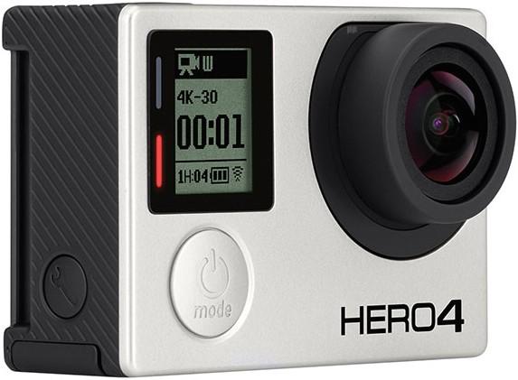 GoPro HERO 4 Vs 3+