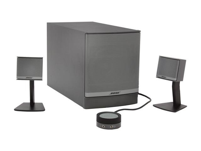 Bose Companion 3 Vs 5