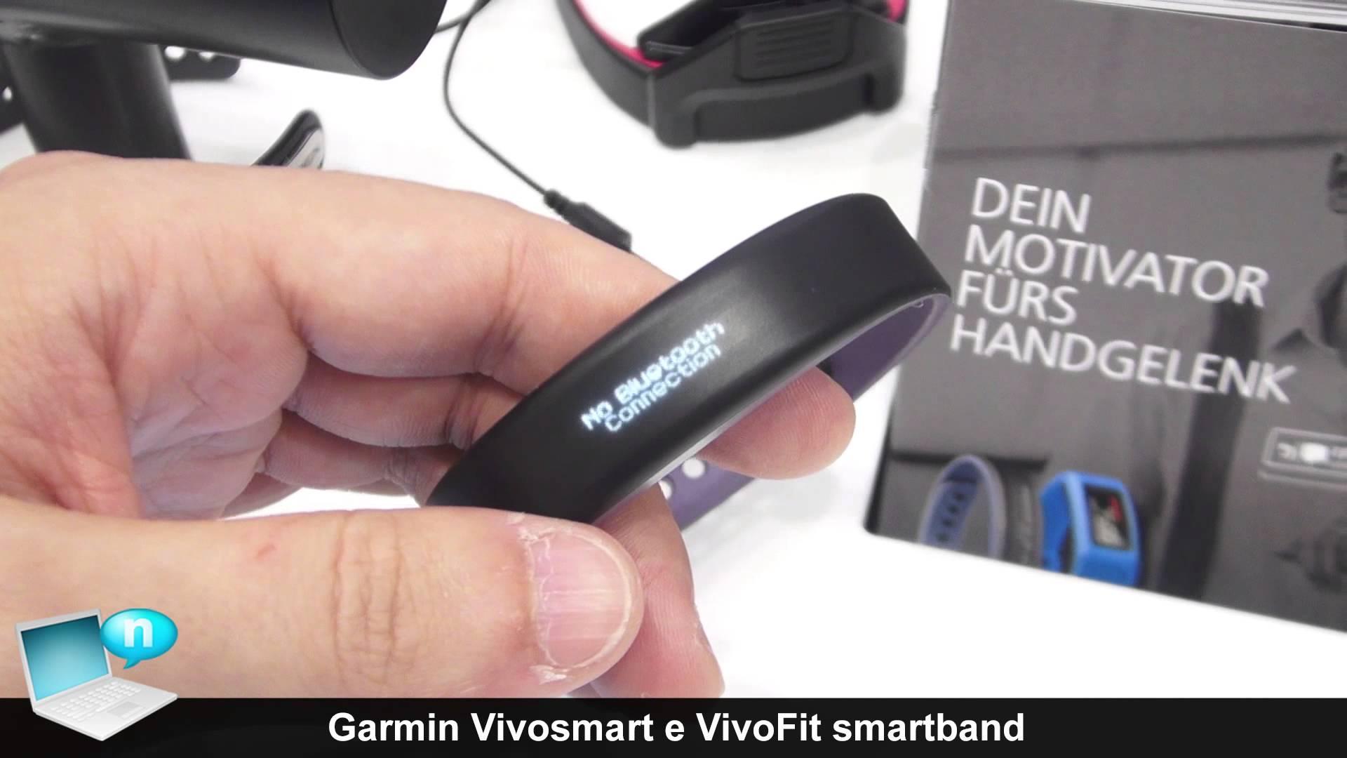 Garmin Vivosmart Vs Vivofit - Which is better?