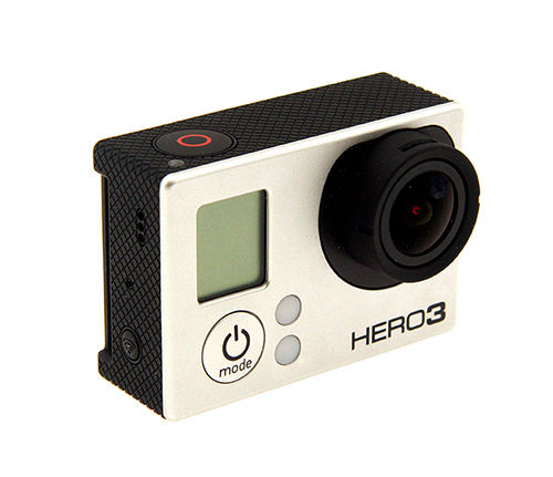 Hero3 White Vs Silver