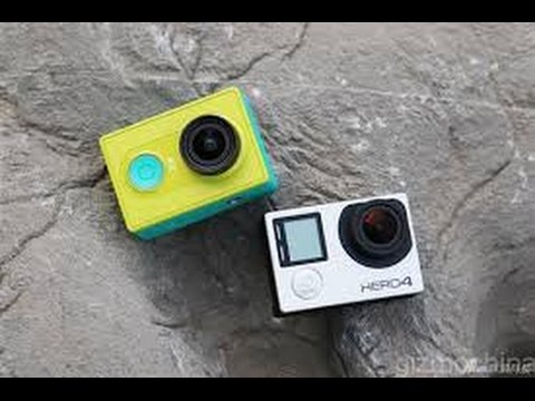 Xiaomi Yi Vs Gopro Hero 4