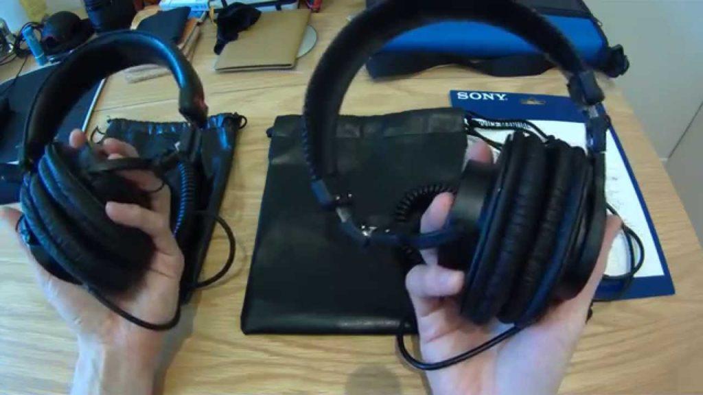 Sony MDR 7506 Vs Sony MDR V6