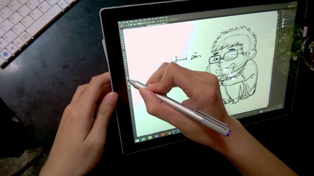 Wacom Cintiq Companion 2 Vs Microsoft Surface Pro 3