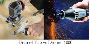 Dremel Trio Vs Dremel 4000