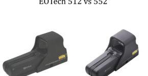 EOTech 512 Vs 552