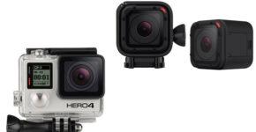 GoPro HERO 4 Session Vs HERO 4 Black