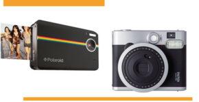 Polaroid Z2300 Vs Fuji Instax Mini 90