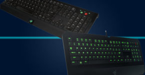 Razer BlackWidow Vs DeathStalker