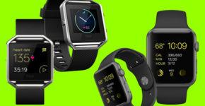 Fitbit Blaze Vs Apple Watch