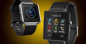 Fitbit Blaze Vs Garmin Vivoactive