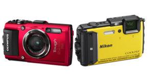 Olympus TG-4 Vs Nikon AW130