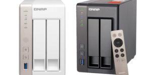 QNAP TS-251 Vs TS-251+
