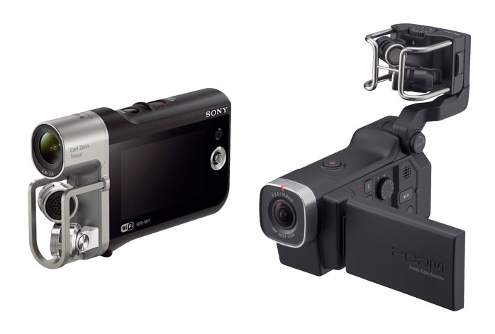 sony-hdr-mv1-vs-zoom-q8