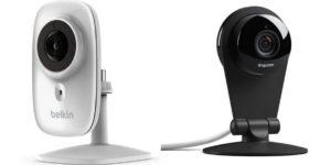 Belkin Netcam Vs Dropcam Pro