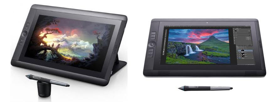 Cintiq 13HD Vs Companion 2