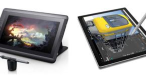 Cintiq 13HD Vs Surface Pro 4