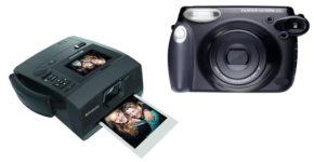 Polaroid Z340 Vs Instax 210
