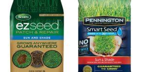 Scotts EZ Seed Vs Pennington Smart Seed
