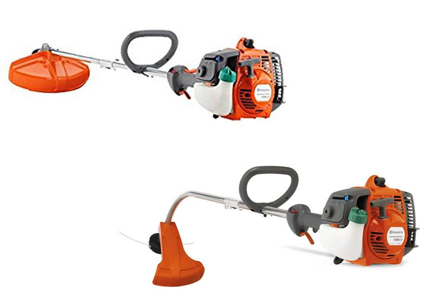 Husqvarna 128LD Vs 128CD