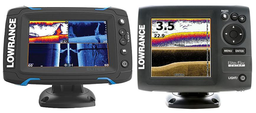 lowrance elite 5 vs elite 5x which is better. Black Bedroom Furniture Sets. Home Design Ideas