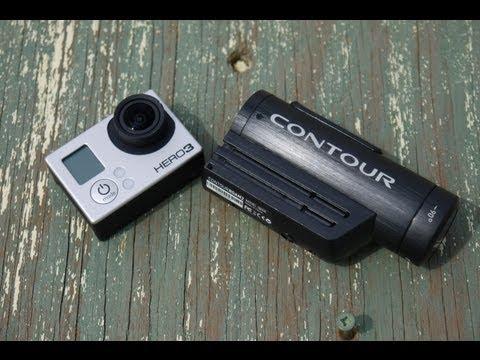 GoPro vs Contour
