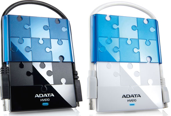 AData DashDrive HV610 1TB Review