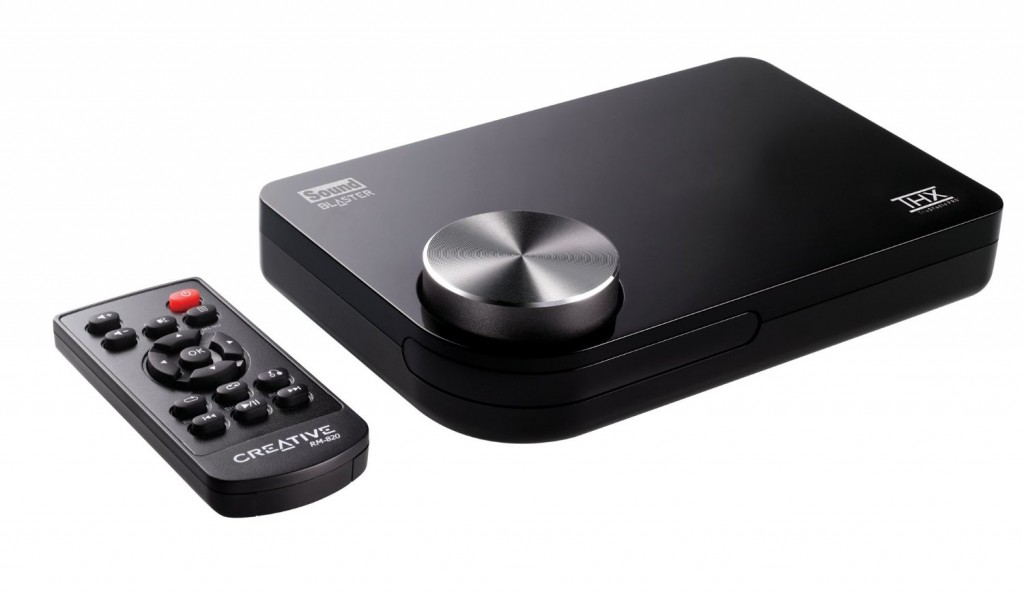 Creative Sound Blaster X-Fi Surround 5.1 Pro Review 1