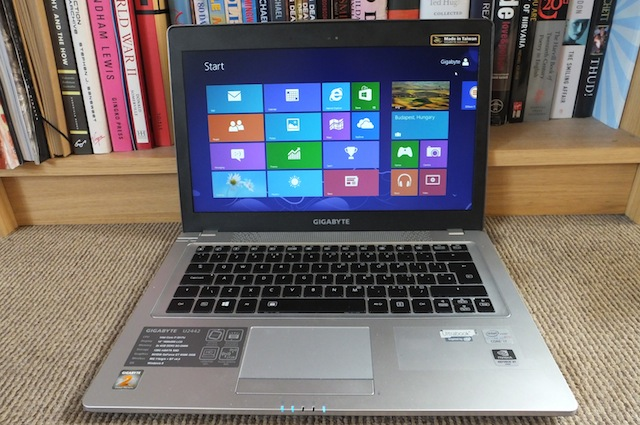 Gigabyte Ultrabook U2442F Review